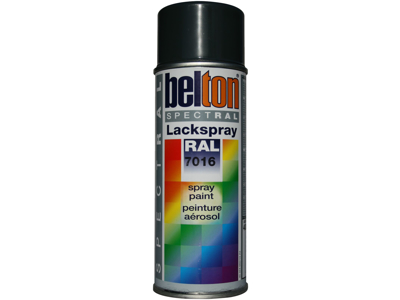 Belton spray324 antracitgrå RAL7016