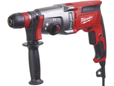 Milwaukee Kombihammer SDS+ 2,4J 800W PH 26TX
