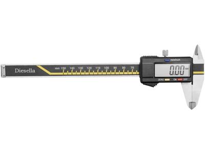 Digital skydelære 0-150 venstre hd.