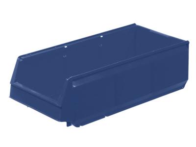 Plukkekasse PL150 x 230 x 500mm blå