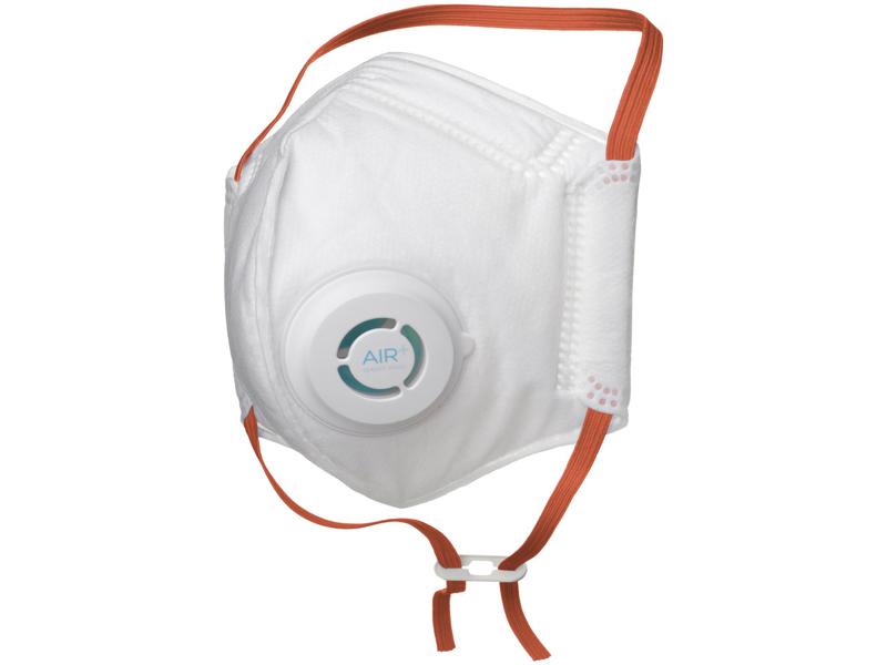 Air+ FFP2 støvmaske m/ventil