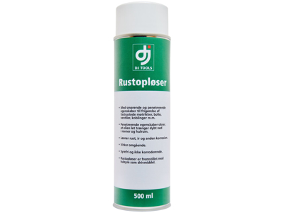 DJ TOOLS rustopløser spray 500ml