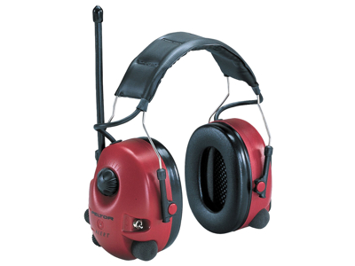 3M Peltor Alert FM/høreværn aut.indgan