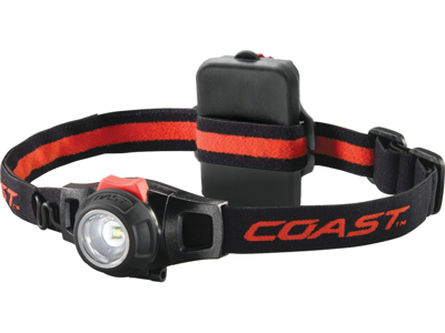 Coast HL7 pandelampe 285 lumen blister