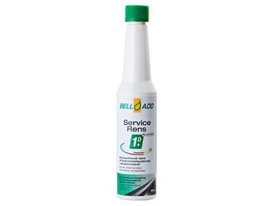 ServiceRens 1D+, 200 ml. Konc. rens af
