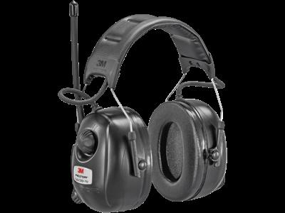 3M Høreværn m/DAB+ FM-radio, hovedbjl.