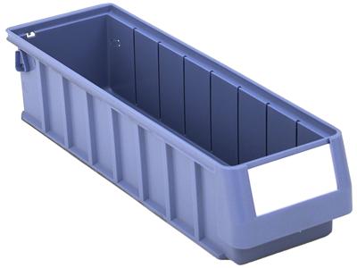 Reolkasse RK4109, blå 400×117×90