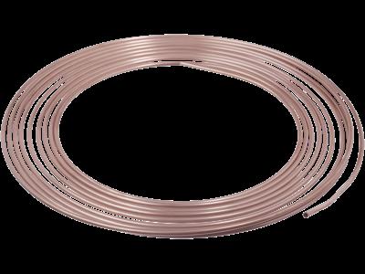 Bløde kobberrør 10mm × 5m