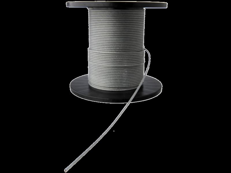 Stålwire og wirelåse