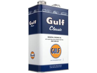 Gulf Classic 20W-50 5 ltr