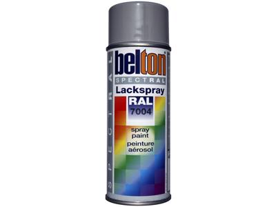 Belton spray 324 signalgrå RAL7004