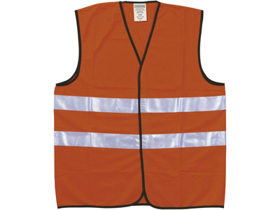 Trafikvest kl.2 fl.orange 1-87 XXL