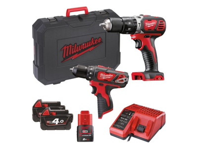 Milwaukee POWERPACK M18 SET2G-423C