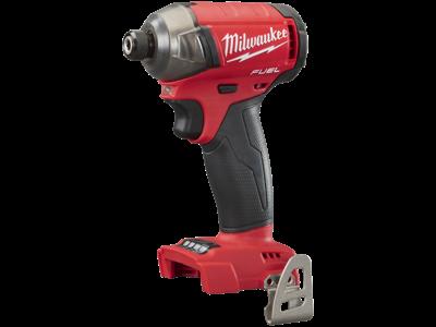 "Milwaukee Slagskruemaskine hydraulisk 1/4"" 6kt M18 FQID-0X"