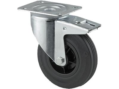 Drejehjul m/brem.3477 PVR 160 P63