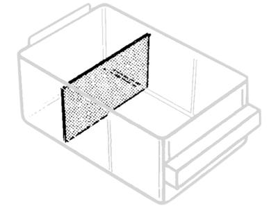 ESD skillevæg 150-02 49×87 ps/24