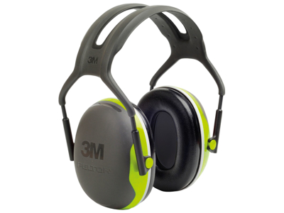 3M Peltor høreværn m/bøjle X4A