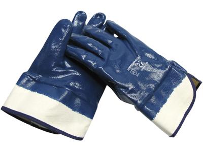 Fortuna Blue handsker m/krave 9