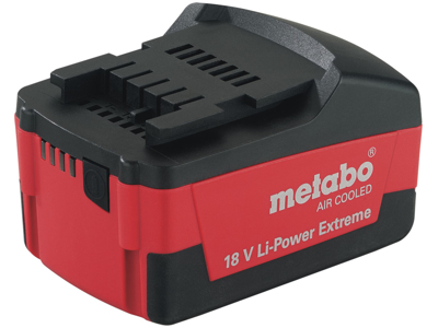 Metabo Batteri 18V 3,0AH Li-Powerextreme