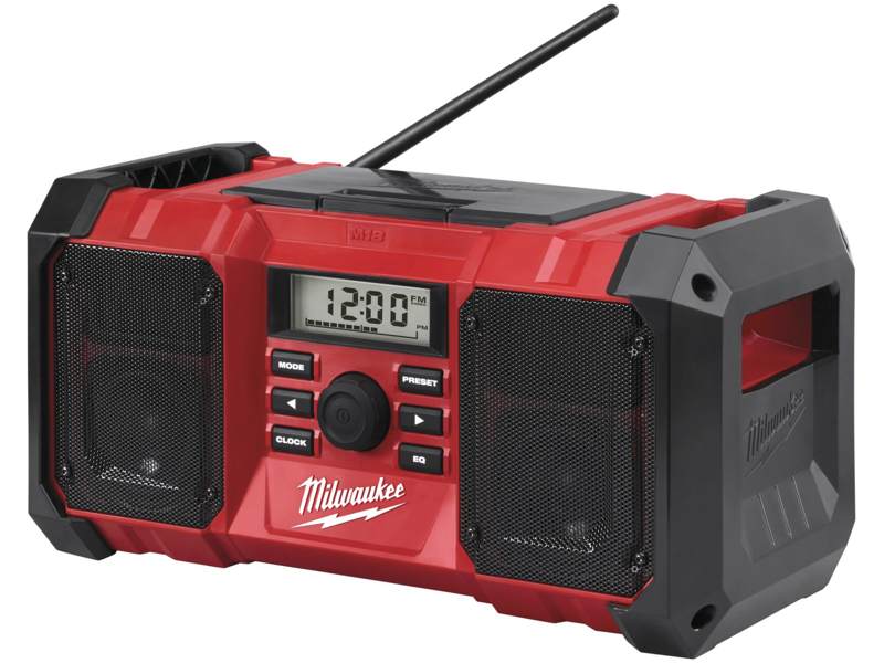 Milwaukee Arbejdsradio m/AM/FM M18 JSR-0