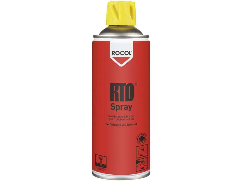 Rocol RTD skæreoliespray 400ml