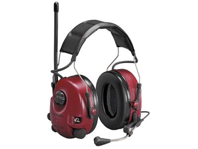 Høreværn m/bluetooth og trådløs mp3