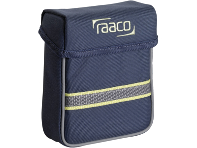 ¼ lomme m/låg t/Taco 160×150×65 blå