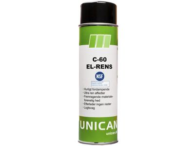 Unican C-60 el-rens 500ml
