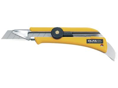 Olfa 18 mm Kniv m/tæppehage