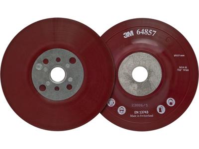 3M Turbo bagskive 125 mm M14 m/vent.pl