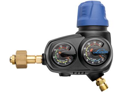 AGA Regulator Smoothflo 0-10 bar oxygen