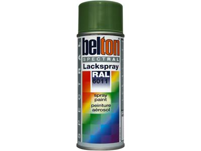 Belton spray 324 resedagrøn RAL6011