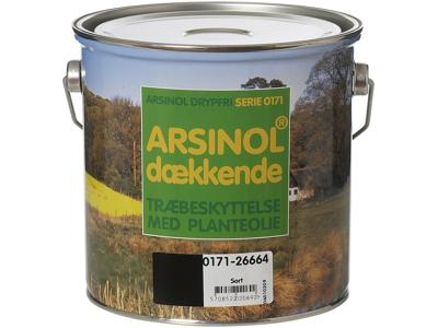 Arsinol dækkende vissengrøn 2,5 ltr