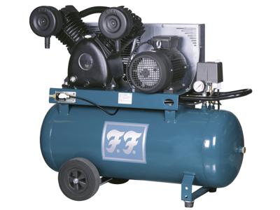 Reno Kompressor 705/90 10BAR hjulmodel