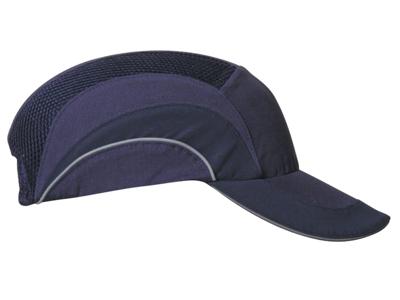 Bump Cap A1+ sikkerhedskasket blå
