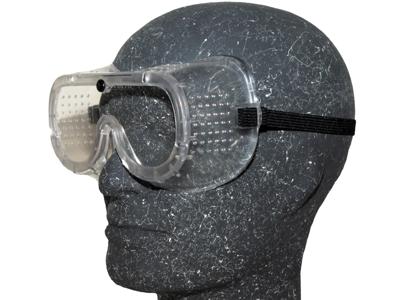 Beskyt.brille klar PVC linse 3180
