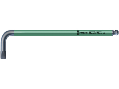 Hex Plus Nøgle SW 4,0 mm 950 SPKL