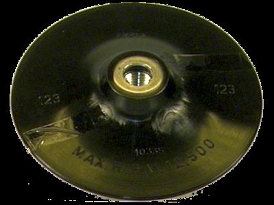 Vitex Bagskive 125 mm m/14mm gev.