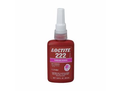 Loctite 222 gevindsikring lav 50 ML