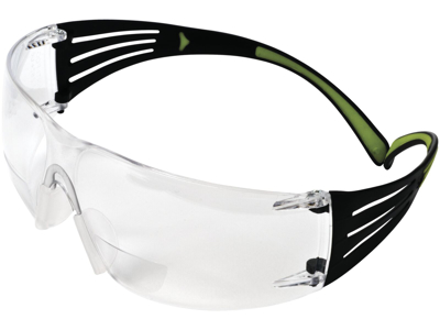 3M ScFit 400 sikk.brille læsefelt +2,0