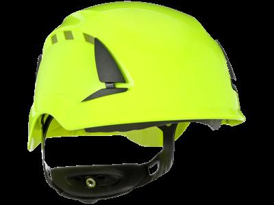 3M Sikkerhedshjelm X5500, ventileret/refleks, hi-viz