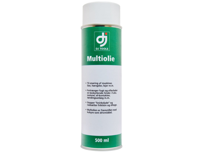 DJ TOOLS multiolie spray 500ml