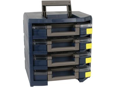 Raaco HandyBoxxser 4x5x5 342×347×305 blå
