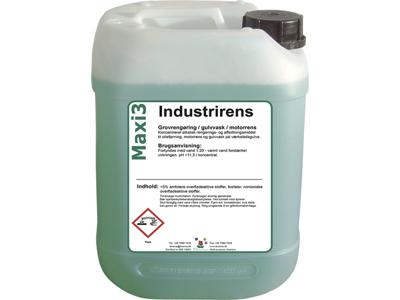 Industrirens Maxi3 20 liter