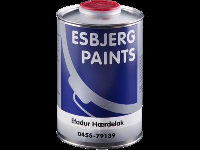 Esbjerg paint Efadur hærdelak 1 ltr