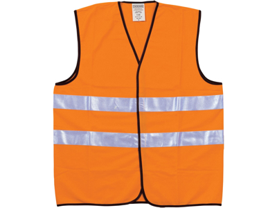 Trafikvest kl.2 fl.orange 1-87 L