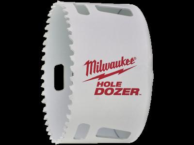 Milwaukee Bimetal Hulsav/Kopbor Dozer