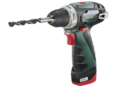 Metabo Powermaxx BS Basic 2×10,8V2,0Ah
