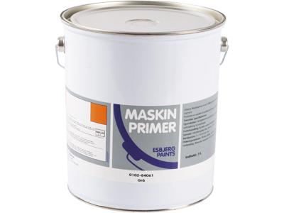 Esbjerg paint Maskinprimer grå 5 ltr