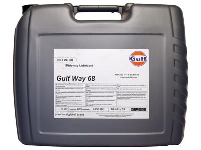 Gulfway 68 industriolie 20 ltr.